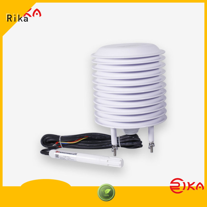 Rika air quality detector supplier for humidity monitoring