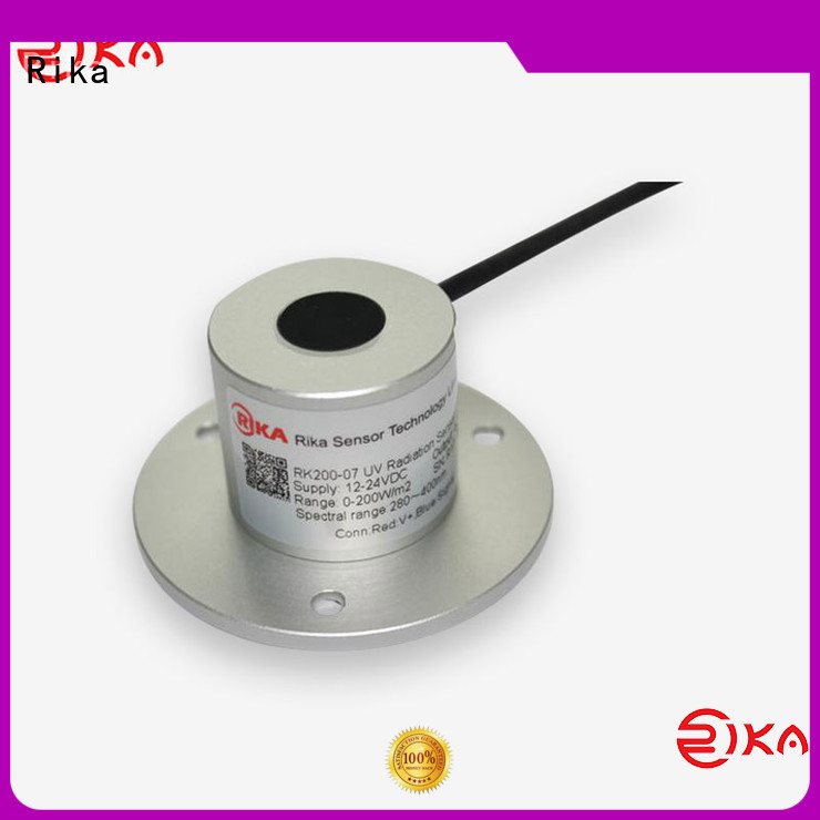 perfect illuminance sensor supplier for ecological applications