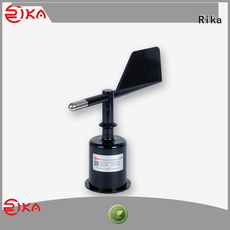 Rika wind speed monitor manufacturer for wind spped monitoring