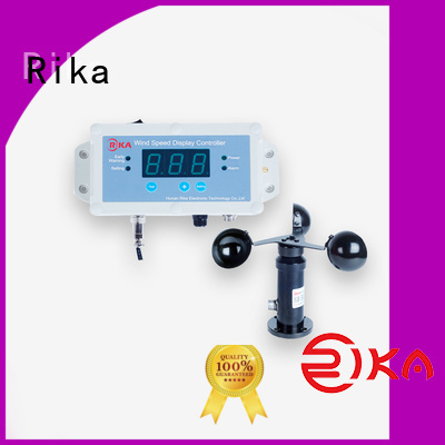 Rika great wind gauge manufacturer for industrial applications