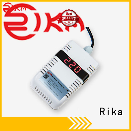 Rika professional air quality monitoring sensors factory for air quality monitoring