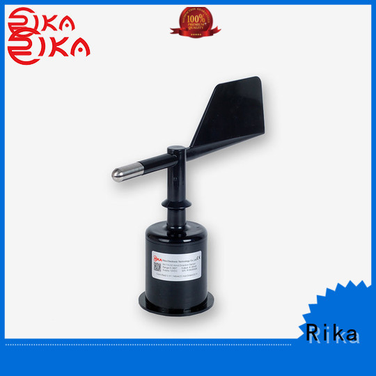Rika ultrasonic wind sensor supplier for meteorology field