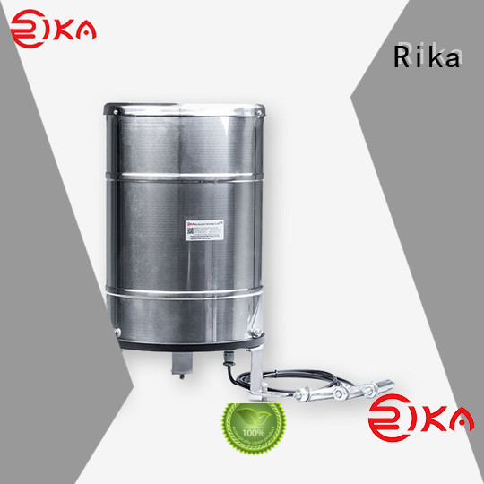 Rika best rain measuring device industry for hydrometeorological monitoring