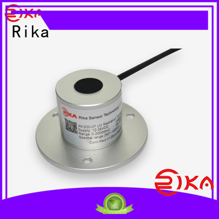 Rika best solar pyranometer manufacturer for agricultural applications