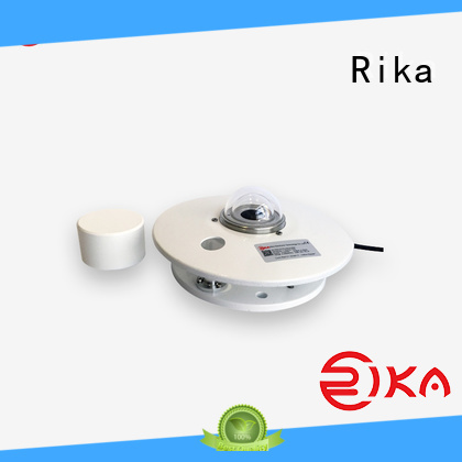 Rika perfect pyranometer solar radiation factory for agricultural applications