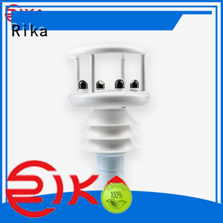 Rika professional weather sensor supplier for wind speed & direction detecting