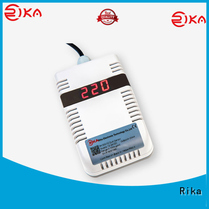 professional temperature humidity sensor manufacturer for dust monitoring