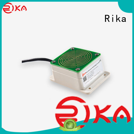 Rika best rain gauge industry for hydrometeorological monitoring