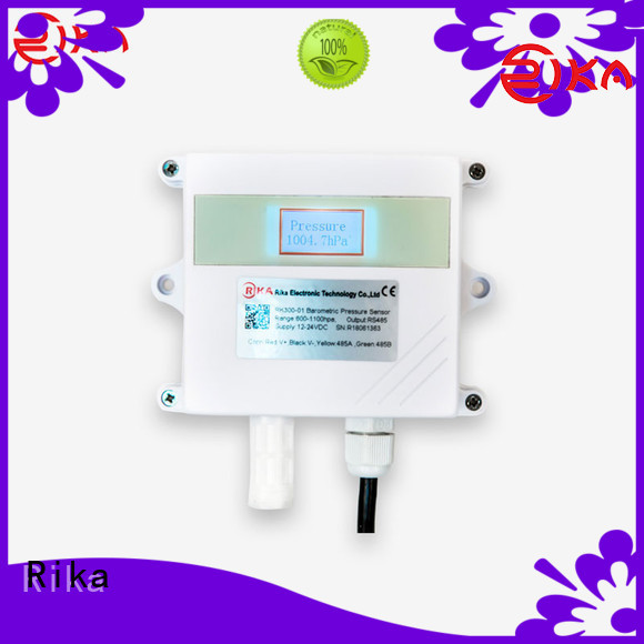 Rika perfect dust sensor industry for air quality monitoring