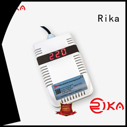 Rika air quality sensor factory for dust monitoring