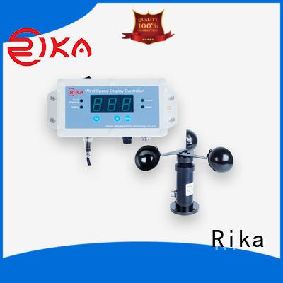 Rika ultrasonic wind industry for meteorology field