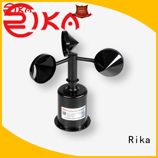 Rika top rated wind speed instrument solution provider for meteorology field