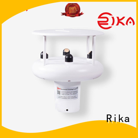 Rika wind sensor industry for industrial applications