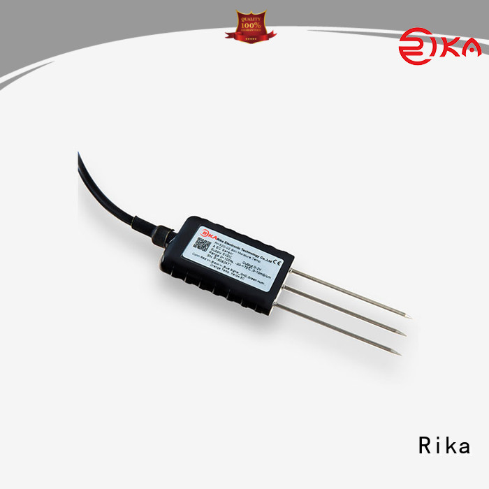 Rika soil sensor factory for soil monitoring