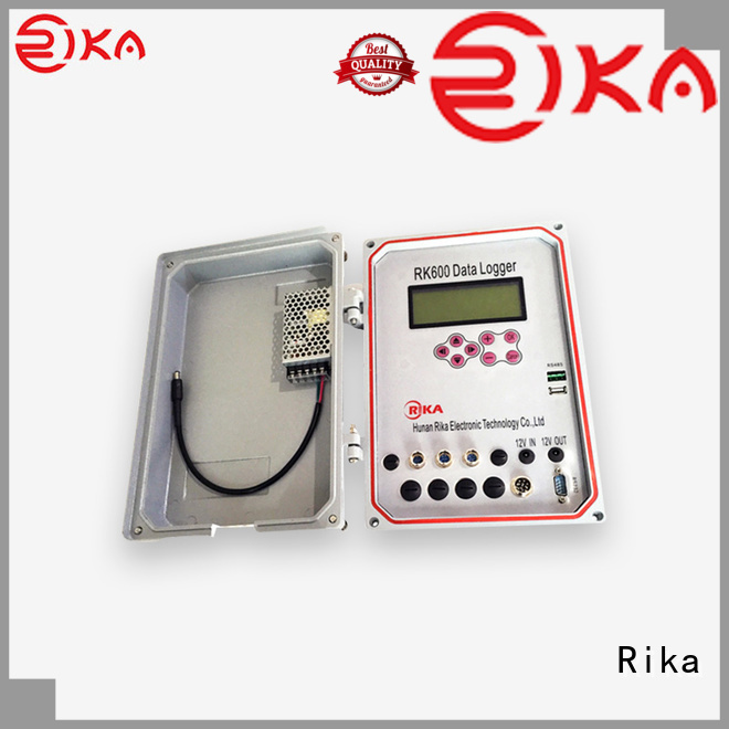 great datalogger manufacturer for air quality monitoring