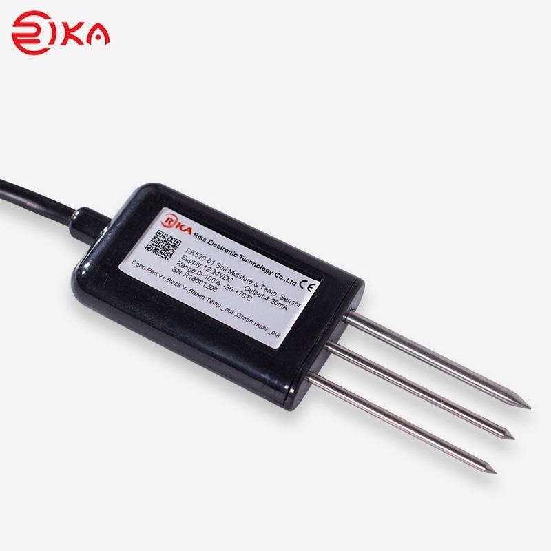 RK520-01 Soil Moisture & Temperature Sensor