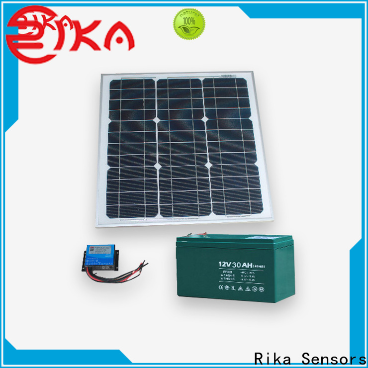 perfect solar panel system factory for sensor