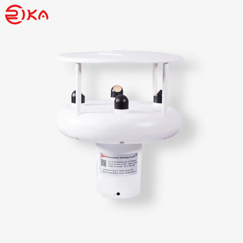 news-What are the advantages of ultrasonic anemometer-Rika Sensors-img