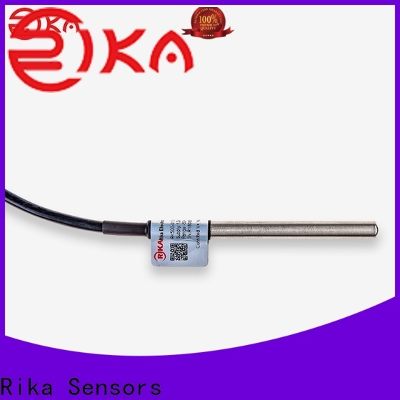 Rika Sensors perfect soil salinity sensor factory for detecting soil conditions