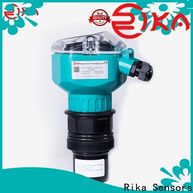 Rika Sensors conductive water level sensor factory for consumer applications