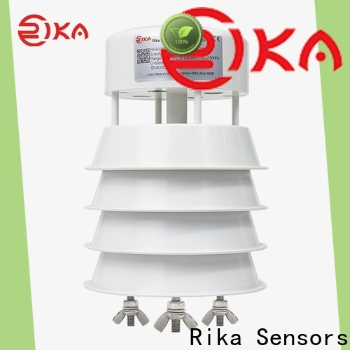 Rika Sensors automatic weather station (aws) solution provider for humidity parameters measurement