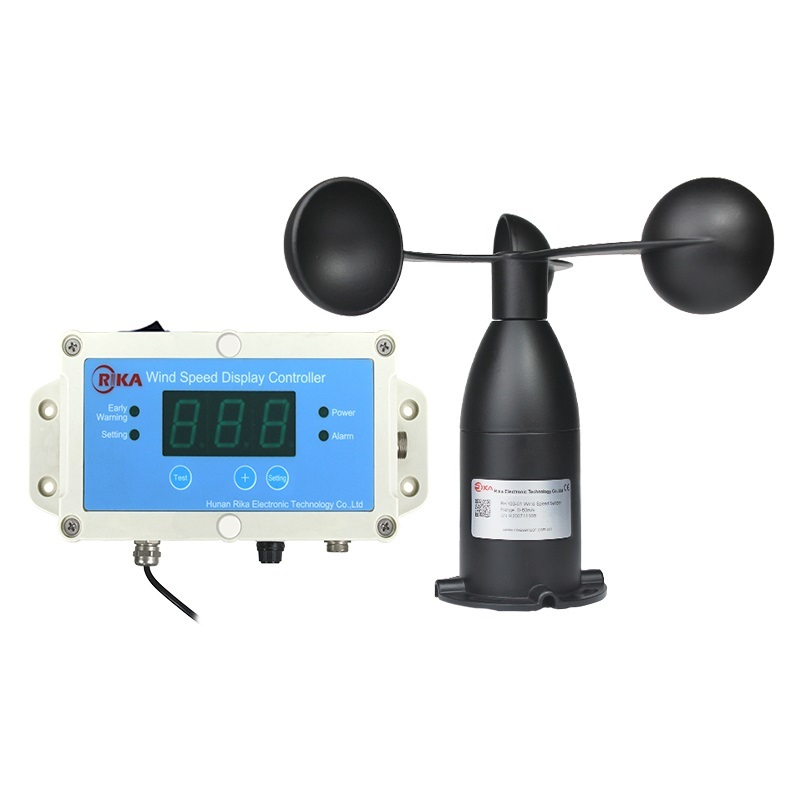 RK150-01 Wind Speed Display Controller Wind Detector