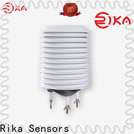 Rika Sensors solar irradiance sensor price solution provider