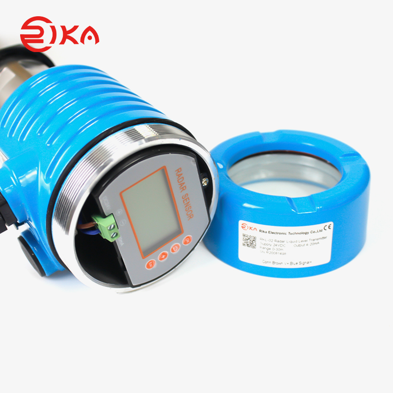 news-How the radar level transmitter works and its application-Rika Sensors-img