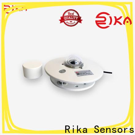 Rika Sensors uv radiation sensor solution provider for hydrological weather applications