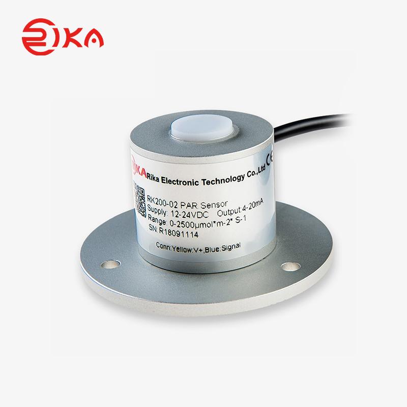 RK200-02 Quantum PAR Sensor , Photosynthetic Active Radiation Sensor