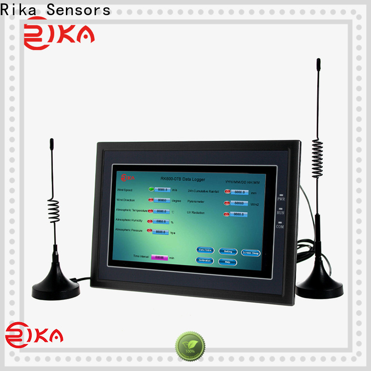 Rika Sensors best data logger price solution provider for data acquisition systems