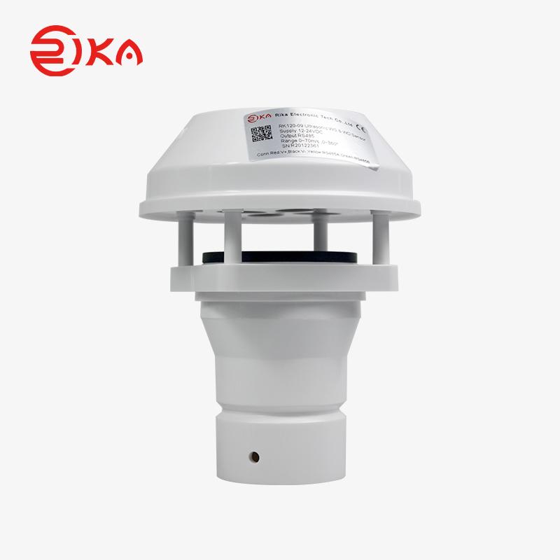 RK120-09 Ultrasonic Wind Speed & Direction Sensor