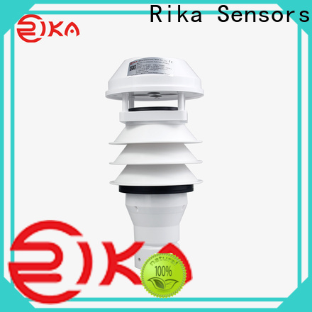 Rika Sensors great cheap weather stations for home supplier for rainfall measurement