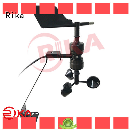 Rika top rated wind speed device manufacturer for meteorology field