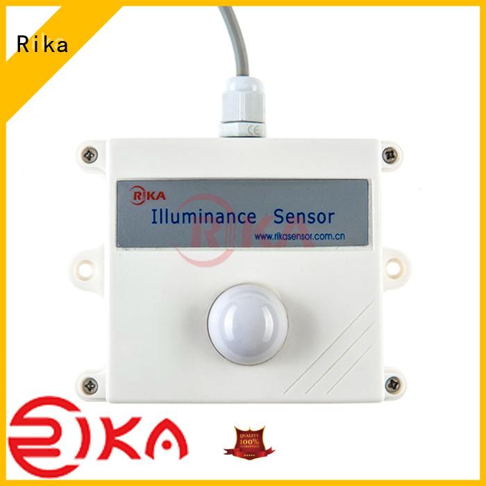 Rika best radiation sensor industry for agricultural applications