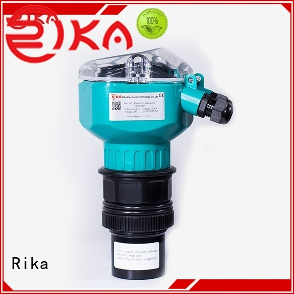 Rika professional water level indicator sensor solution provider for consumer applications