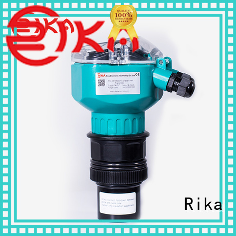 Rika great liquid level detector solution provider for consumer applications