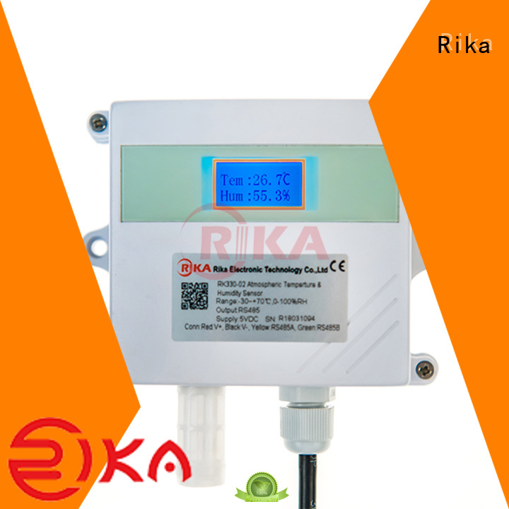 Rika best dust sensor factory for air pressure monitoring