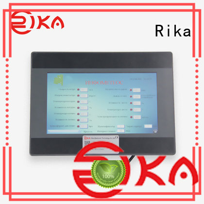 Rika great data recorder factory for environmental applications