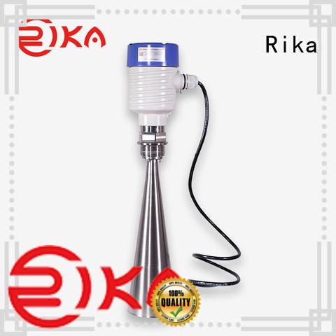Rika capacitance level probe supplier for detecting liquid level