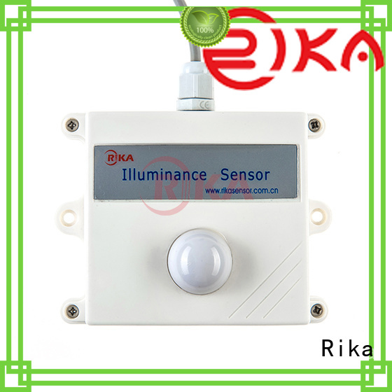 Rika illuminance sensor industry for agricultural applications
