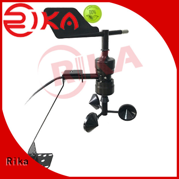 Rika top rated wind speed instrument industry for wind spped monitoring