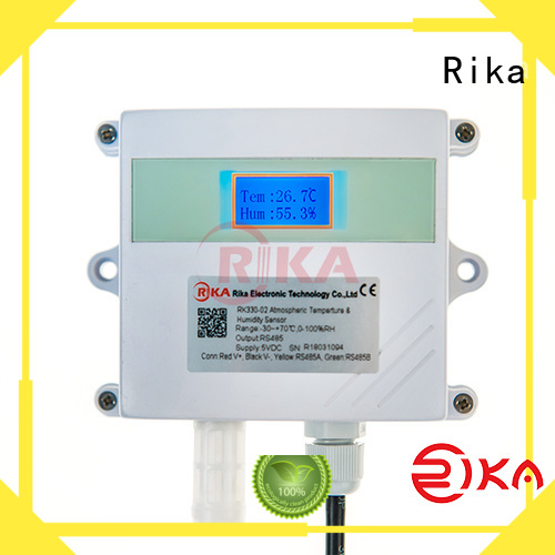 professional air quality monitoring equipment manufacturer for humidity monitoring