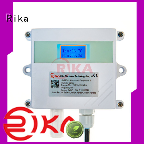 Rika air quality monitoring equipment industry for dust monitoring