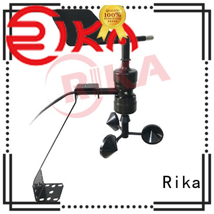 Rika perfect wind detector factory for wind spped monitoring