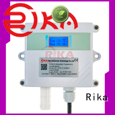 Rika professional air quality monitoring equipment factory for humidity monitoring
