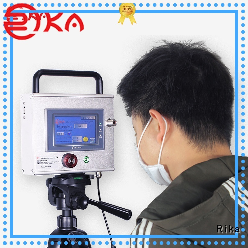 professional thermal camera manufacturer for temperature detection in crowded public places