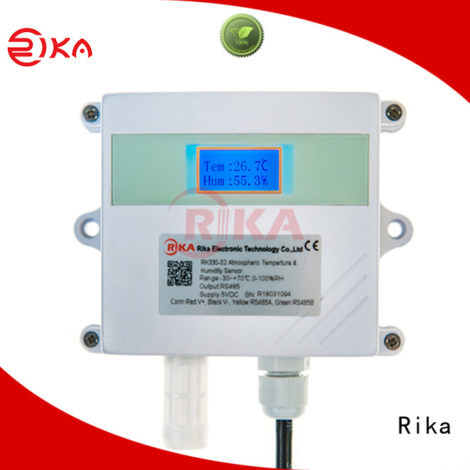 best environment sensor supplier for air temperature monitoring