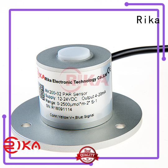 Rika solar pyranometer solution provider