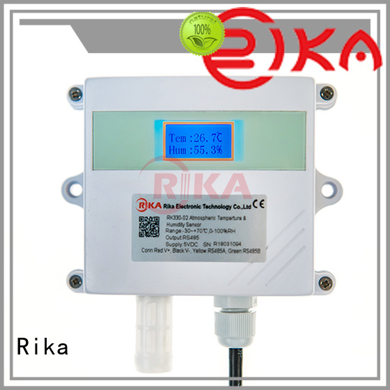 Rika top rated environment sensor factory for air quality monitoring